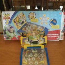 Juegos de mesa: PINBALL TOY STORY DISNEY PIXAR. Lote 183518332