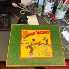 Juegos de mesa: JUEGO DE MESA LES CHAPEAUX VALSEURS. Lote 183525668