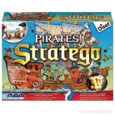 Juegos de mesa: PIRATES! STRATEGO. DISET. NUEVO. Lote 183566597