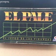 Juegos de mesa: JUEGO DE MESA EL PALE (EL MONOPOLY ESPAÑOL) - CEFA. Lote 183578436