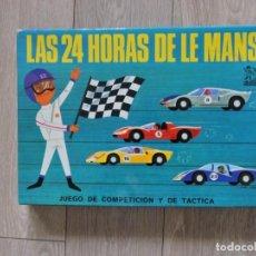 Juegos de mesa: JUEGO DE MESA - LAS 24 HORAS DE LE MANS - DIDACTA - AÑOS 70. Lote 183583698
