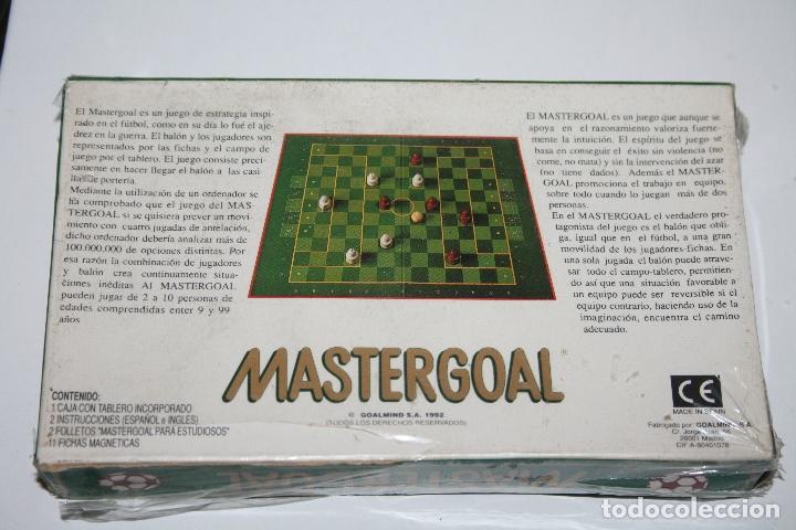Juegos de mesa: Mastergoal magnético precintado - Foto 2 - 183781065