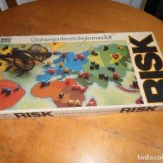 Juegos de mesa: RISK - JUEGO MESA - GRAN JUEGO DE ESTRATEGIA MUNDIAL. Lote 184139177