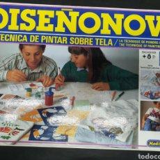 Juegos de mesa: DISEÑONOVA DE MEDITERRANEO PRECINTADO. Lote 195344745