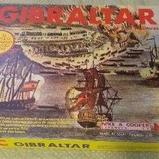 Juegos de mesa: GIBRALTAR. Lote 184270740