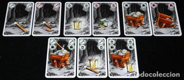 Juegos de mesa: SABOTEUR - LOS ENANOS CONTRATACAN - JUEGO DE MESA - Foto 2 - 184347040