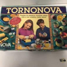 Juegos de mesa: TORNONOVA (JUEGO DE MESA). Lote 184385763