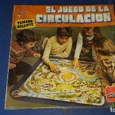 Juegos de mesa: JUEGO DE LA CIRCULACION - GOULA. Lote 184720522