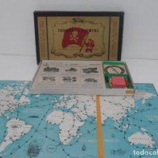 Juegos de mesa: JUEGO TURISTAS Y PIRATAS, EN CAJA COMPLETO CON INSTRUCCIONES, CRONE, FRANCISCO ROSELLO, AÑOS 50. Lote 184815308