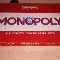 Juegos de mesa: MONOPOLY. Lote 184877096