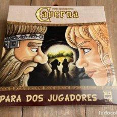Juegos de mesa: JUEGO DE MESA - CAVERNA 2 JUGADORES - SD GAMES - PRECINTADO. Lote 185655295