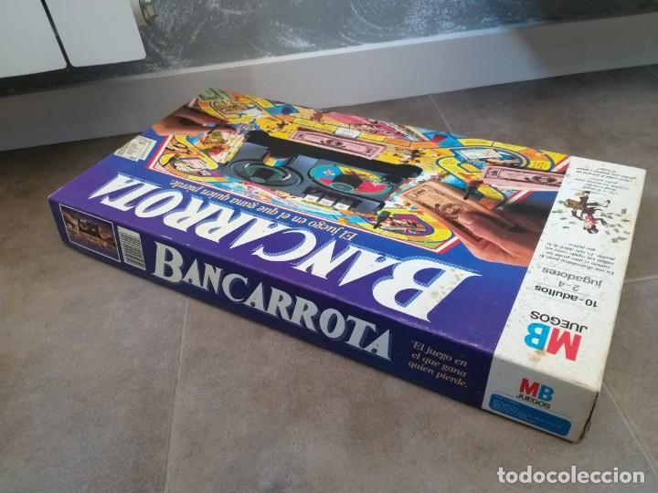 Juegos de mesa: juego de mesa MB bancarrota - Foto 11 - 185681322