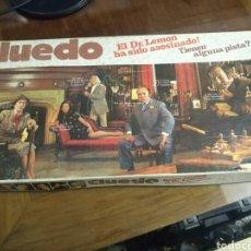 Juegos de mesa: CLUEDO. BORRAS. JUEGO DE MESA.. Lote 185721511