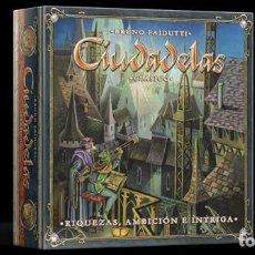 Juegos de mesa: CIUDADELAS CLÁSICO - JUEGO DE MESA. Lote 186052830