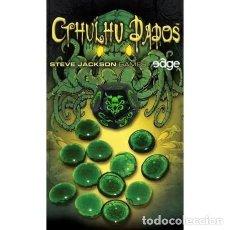 Juegos de mesa: CTHULHU DADOS - JUEGO DE MESA. Lote 186090851
