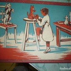 Jeux de table: PASTA DE MOLDEAR. Lote 186251061
