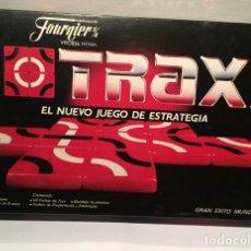 Juegos de mesa: TRAX ESTRATEGIA. Lote 186254433