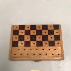 Jeux de table: JUEGO DE AJEDREZ. Lote 186273480