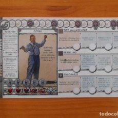 Juegos de mesa: CTHULHU DEATH MAY DIE - GONK - KICKSTARTER EXCLUSIVE - FIGURA + TARJETA - NUEVO (GJ). Lote 222410800