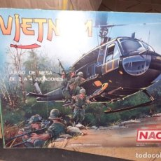 Juegos de mesa: VIETNAM NAC.NIKE & COOPER 1987.WARGAME.. Lote 186908236