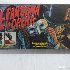 Juegos de mesa: JUEGO DE MESA/EL FANTASMA DE LA OPERA/CEFA-INCOMPLETO.. Lote 187183416