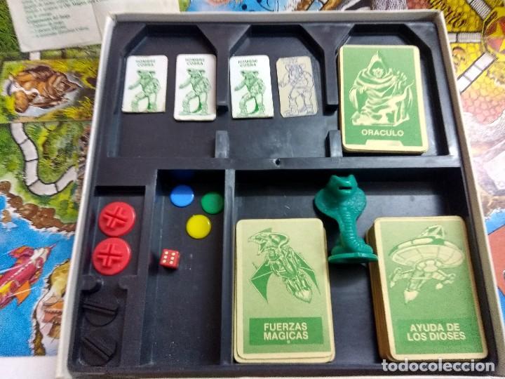 Juegos de mesa: JUEGO DE MESA/EN BUSCA DEL IMPERIO COBRA/DE CEFA-INCOMPLETO. - Foto 2 - 187186356