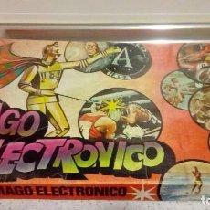 Juegos de mesa: EL MAGO ELECTRONICO JUEGO DE MESA ANTIGUO CEFA AÑOS 80. Lote 187212791