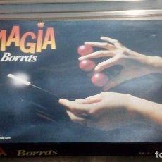 Juegos de mesa: MAGIA BORRAS JUEGO DE MESA ANTIGUO AÑOS 80 M-2 70 TRUCOS. Lote 187219406