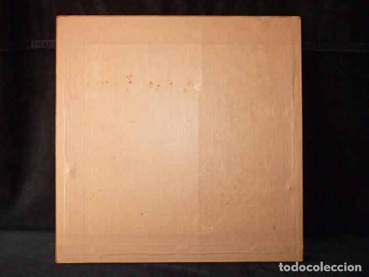 Juegos de mesa: ANTIGUO PARCHIS CON MARCO Y CRISTAL. FALLA MALVARROSA - A. PONZ - CAVITE. LIT. AÑON. VALENCIA - Foto 11 - 187424507