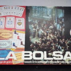 Juegos de mesa: ANTIGUO JUEGO DE MESA, LA BOLSA, DE EDUCA. COMPLETO. REF. 4837. Lote 187499083