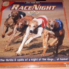 Juegos de mesa: RACENIGHT. Lote 187523415
