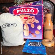 Juegos de mesa: PULSO, JUEGO DE MESA - PARKER - COMPLETO. Lote 187535237