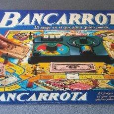 Juegos de mesa: BANCARROTA MB. Lote 187638668