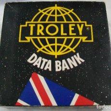 Jeux de table: TROLEY DATA BANK PLAZA & JANÉS EDITORES BARCELONA 1989. Lote 188670505