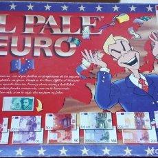 Juegos de mesa: EL PALE DEL EURO. Lote 189089762