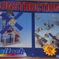 Juegos de mesa: CONSTRUCTION. Lote 189089825