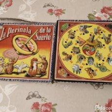 Juegos de mesa: LA PERINOLA DE LA SUERTE - ENRIQUE BORRAS MATARO. Lote 189309811