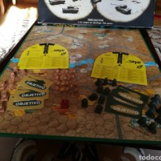 Juegos de mesa: JUEGO ESTRATEGIA WARGAME SINAI DE CEFA COMPLETO COLECCIONISTA 1978. Lote 189336175