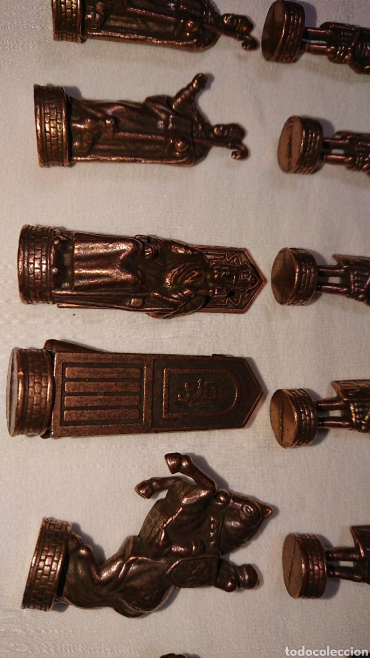 Juegos de mesa: AJEDREZ LEÓN HISTÓRICO - Foto 5 - 189336413