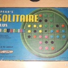 Juegos de mesa: SPEAR´S SOLITAIRE DE 1970. Lote 189433152