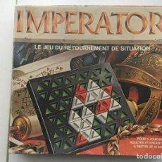 Juegos de mesa: IMPERATOR JUEGO DE ESTRATEGIA DE MESA KREATEN. Lote 189503781