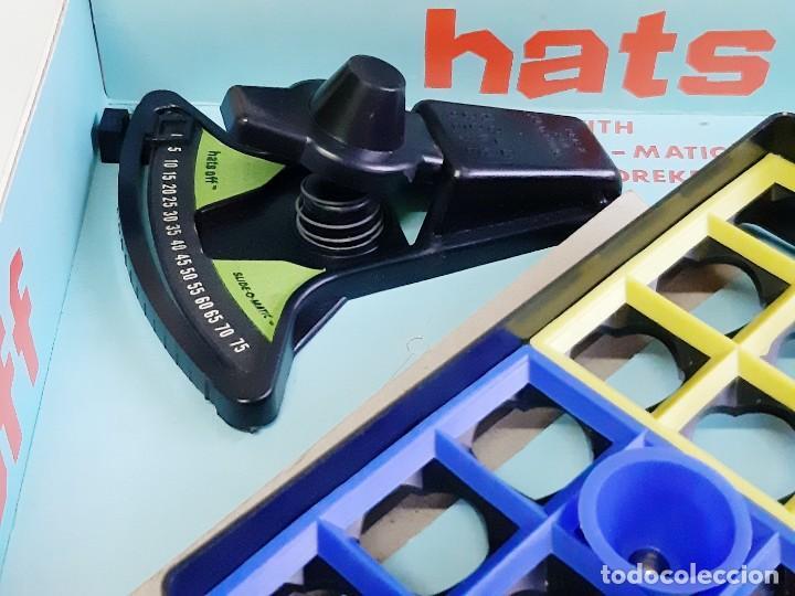 Juegos de mesa: Hats Off-el emocionante juego de habilidad para toda la familia 1968-incompletO - Foto 6 - 190083085