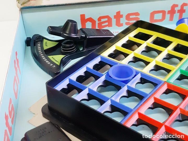 Juegos de mesa: Hats Off-el emocionante juego de habilidad para toda la familia 1968-incompletO - Foto 9 - 190083085