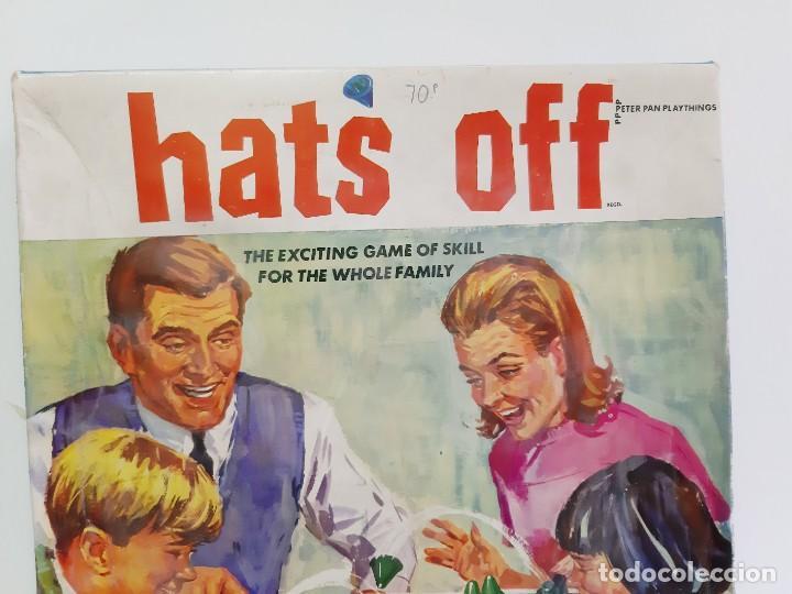 Juegos de mesa: Hats Off-el emocionante juego de habilidad para toda la familia 1968-incompletO - Foto 12 - 190083085