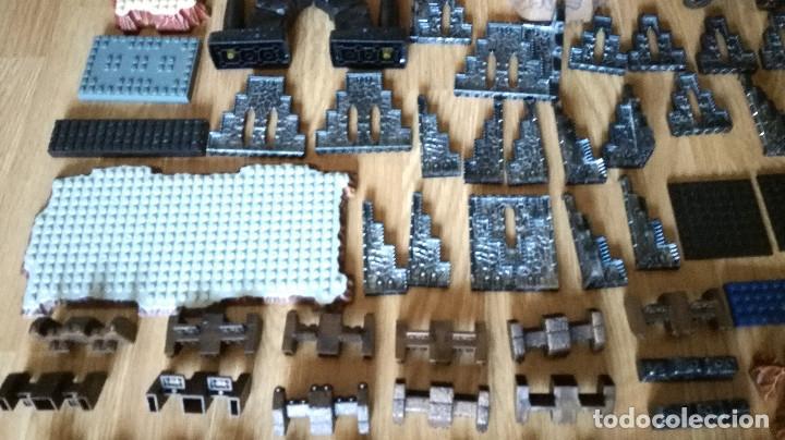 Juegos de mesa: Dragons Iron Raiders caja metal Mega Blocks instrucciones catálogos N. 9650 Megablocks - Foto 7 - 190206497
