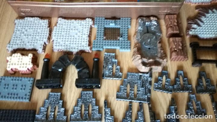 Juegos de mesa: Dragons Iron Raiders caja metal Mega Blocks instrucciones catálogos N. 9650 Megablocks - Foto 10 - 190206497