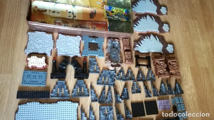 Juegos de mesa: Dragons Iron Raiders caja metal Mega Blocks instrucciones catálogos N. 9650 Megablocks - Foto 14 - 190206497