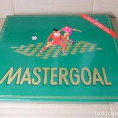 Juegos de mesa: MASTERGOAL..JUEGO DE MESA.... Lote 191062796