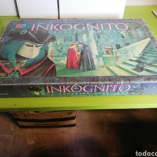 Juegos de mesa: JUEGO DE MESA INKOGNITO MB. Lote 191140350
