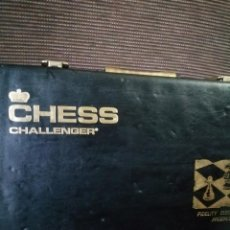 Juegos de mesa: AJEDREZ ANTIGUO CHESS CHALLENGER 7 . Lote 191288127